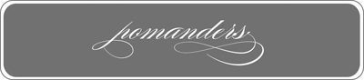 Pomanders