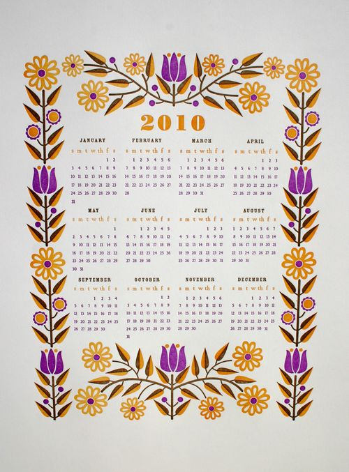 Dutch-Door-Press-2010-Calendar