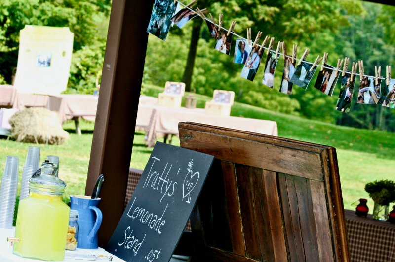 chalkboardmenu Wedding Menu Card Ideas For anyone having a picnic wedding